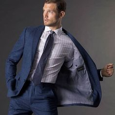 Untitled Custom Made Suits, Bespoke Shirts, Fashion Suits, Mens Fashion, Bespoke Tailoring, Mens Style Guide, Suit Vest, Gentleman Style, Formal Wear