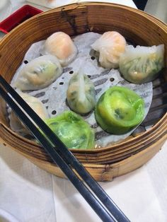Dumpins,chinesse food