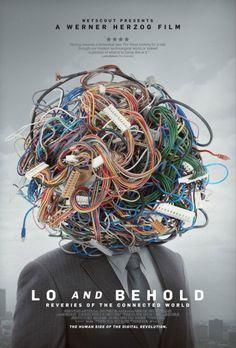 """A favor de """"Lo and Behold: Reveries of the Connected"""" (ensimismamiento del conectado), en la dirección de Werner Herzog."""