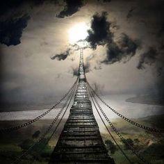 Bridge to heaven?