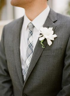 suit and tie by http://www.jcrew.com/index.jsp  Photography by ktmerry.com, Floral Design by eventsbynouveauflowers.com