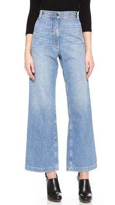Rachel Comey Long Bishop Jeans