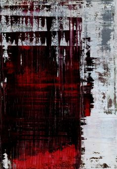 Gerhard Richter Abstraktes Bild 2000 147 cm x 102 cm Olio su tela