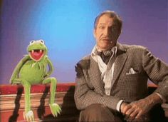 Vincent Price on The Muppet Show - Neatorama