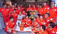 🏆🏁 🚦🇫🇷 #formula1 #f1 #onthisday #bestoftheday #accaddeoggi #amarcord #FrenchGP #1luglio Al GP di Francia 2001, Michael Schumacher su Ferrari vola verso il record assoluto di vittorie. Williams e McLaren colpite e affondate 👀👇 Benetton, F1, Ferrari, Ayrton Senna, France