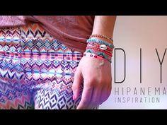 Enfin un tuto pour créer son propre bracelet comme ceux d'Hipanema ! N'oubliez pas de venir choisir tous les rubans, perles, breloque, coquillages et accessoires nécessaires à La Mercerie du Faubourg !