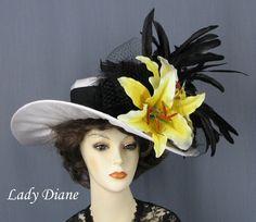 Kentucky Derby Hats for Women | ... Derby Hats, Hat Boxes, Women's hats, Custom hats, Kentucky Derby hat