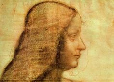 Leonardo Da Vinci. Isabella d'Este