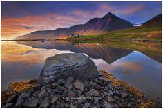 Önundarfjörður rFjordlight, via Flickr.