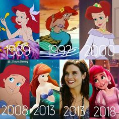 Ariel ❤ 👉Please give credit when reposting as these are my edits! Disney Princess Ages, Disney Princess Fashion, Disney Princess Drawings, Disney Princess Pictures, Ariel Disney, Cute Disney, Disney Pictures, Disney Drawings, Disney Jokes