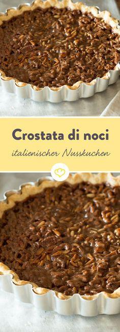 Urlaub für deine Sinne: Karamellisierte Nüsse in einem Meer aus Honig und Schokolade entführen dich unter die Sonne Italiens.