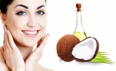 Substitute common cooking oils with coconut oil to load up on healthy fats. Top 10 coconut oil uses for weight loss, diabetes control and heart health. Advantages Of Coconut Oil, Coconut Oil Health Benefits, Oil Benefits, Coconut Oil For Acne, Coconut Oil Uses, Homemade Beauty Tips, Beauty Tips For Glowing Skin, Beauty Skin, Oils For Skin