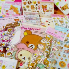 Rilakkuma Kawaii Stationery Grab Bag