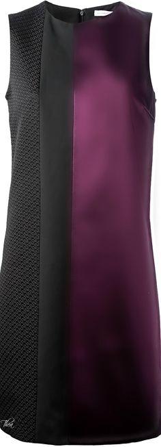 Victoria Beckham ● Purple Sleeveless Dress