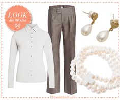 Edler Stoff und schimmernden Perlen für den eleganten Start ins neue Jahr. #bevonboch