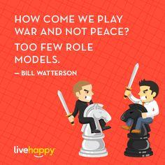 Live Happy Quotes   Bill Watterson