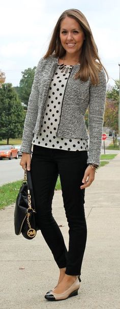 I like this entire outfit but really want shoes like she is wearing