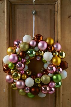 Rivièra Maison Webstore - accessoires | Kerst | Kerstkransen | Kennedy Christmas Wreath 55cm