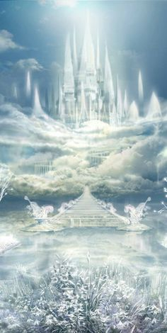 Fantasy Kunst, Fantasy City, Fantasy Castle, Fantasy Places, Fantasy World, Fantasy Art Landscapes, Fantasy Landscape, Fantasy Concept Art, Fantasy Artwork