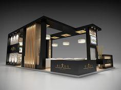 Design proposal for rixos hotel sharm el-sheikh for wtm 2014 exhibition sta Exhibition Stall Design, Exhibit Design, Shop Display Stands, Window Display Design, Sharm El Sheikh, Small Buildings, Facade Design, Design Inspiration, Kiosk