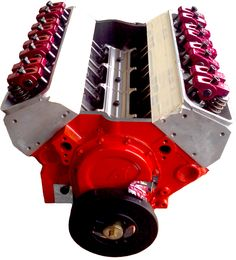 West Coast Engines - Chevy 383 Stroker Stage 4 [500 HP], $4,700.00