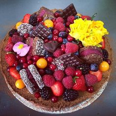 #ivetraw #trencin #picoftheday #yummy #happy #birthdaycake #birthday #love #raw #food #foodporn #cake #dessert #vegan #veganism #instadaily #rawmacrons #fitness #dream #my #eat #eatclean #healthy #health #mywork #rawcake #fresh #fruit