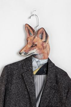 Animal Clothes Hanger  #UrbanOutfitters
