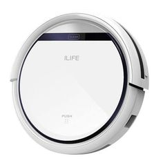 ILIFE Robotic Vacuum Cleaner with Smart Auto Cleaning Dry Mopping Remote control for Pets Hair Hair Dusting, Pet Shed, Dust Allergy, Pet Vacuum, Pet Allergies, Smart Auto, Car Cleaning, Cleaning Products, Wet And Dry