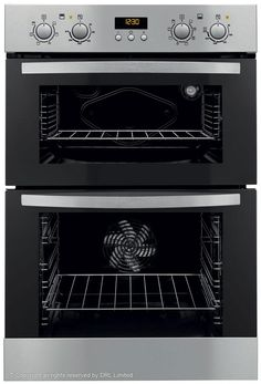 Zanussi - Zanussi ZOD35712XK Built in Double Multifunction Oven in Stainless Steel GRADED - *GRADED APPLIANCE * *PLEASE NOTE: *This appliance is new, but has light blemishingto the front - *PLEASE SEE IMAGES* Delivery excludes Ireland, Highlands and Islands. 12 Month Warranty. The ZOD3