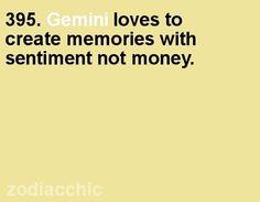 #gemini .. it's just me!