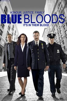 Blue Bloods - Serie