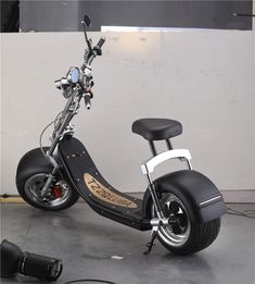 Big Tire Two Wheel inch Electric Scooter Cheap Electric Scooters, Electric Scooter For Kids, Electric Tricycle, Electric Skateboard, Electric Cars, 2 Wheel Scooter, Moped Scooter, Scooter Store, Scooters For Sale