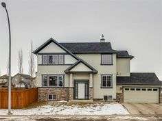 Main Photo: 2 Royal Birch Terrace NW in Calgary: Royal Oak House for sale : MLS(r) # First Time Home Buyers, Royal Oak, Calgary, View Photos, North West, Birch, Terrace, Homes, Mansions
