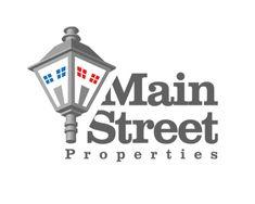 Logo design for Main Street Properties