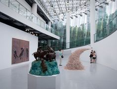 The Art Lovers Guide to Shanghai Shanghai Attractions, Chinese Art, Lovers Art, Contemporary Art, Old Things, Marvel, Culture, World, Artist