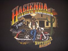 HARLEY DAVIDSON T SHIRT Scottsdale Arizona XL #HarleyDavidson #GraphicTee