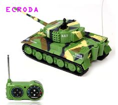 Classic R/C Radio Remote Control Tiger RC Tank: High quality and brand new remote control tiger tank is now available at our store Rc Tank, Toddler Toys, Kids Toys, Children Play, Toy Model Cars, Toy Tanks, Army Gifts, Rc Radio, Tiger Tank