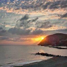 Sunset from Levanto beach La Spezia Liguria Italy  #Levanto #Liguria #Italy #visitlevanto #liguria_bestsunset #myliguria #igfriends_liguria #volgoliguria #volgolaspezia #ig_liguria #ig_liguria_ #sunset #sunsets #super_photosunsets #bestsunsets #sunset_madness #sunsetlovers #bns_sunset #set2rise #bestliguriapics #colors_of_day by davide_biggi