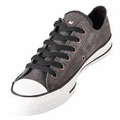 Shop Converse Chuck Taylor Heel Stud Ox Black Shoes (139763C) at GetShoes.ca leading converse retail outlet in Canada offers wide collection of Converse Shoes and sneakers for men's, women's and Kids with free shipping and returns policy!