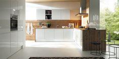 Schüller Kitchens available at londonkitchenshop.com