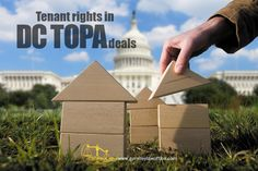 Tenant rights in DC TOPA deals http://www.gormleylawoffice.com/tenant-rights-in-dc-topa-deals/