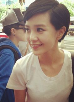 Best 25 Asian Pixie Cut Ideas On Pinterest Asian Hair