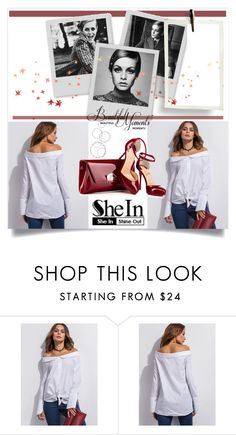 """Shein"" by dina123-1 ❤ liked on Polyvore"