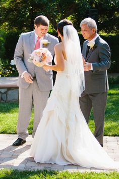 See the rest of this beautiful gallery: http://www.stylemepretty.com/gallery/picture/1222211/