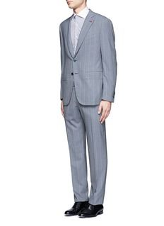ISAIA Gregory suit