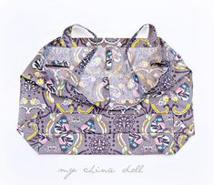 BYO Bags PDF Pattern by Rosie Petal