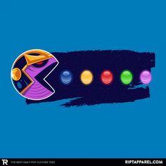 Titan-man T-Shirt - Thanos T-Shirt is $13 today at Ript!