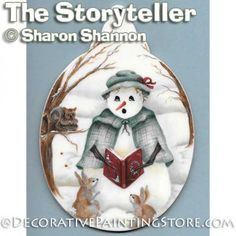 The Storyteller ePattern - Sharon Shannon - PDF DOWNLOAD