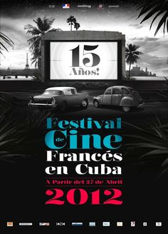 Festival de Cine Francès en Cuba 2012