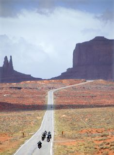 Out and beyond in Monument Valley